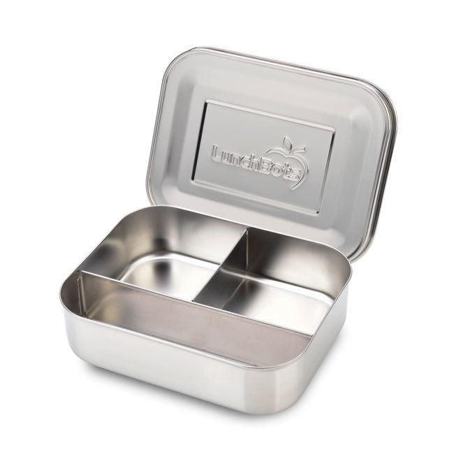 LunchBots - Trio Stainless Steel Lunch Container