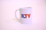 ILTV.tv Official on set coffee mug