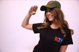 ILTV.tv Logo Crewneck Tee Shirt