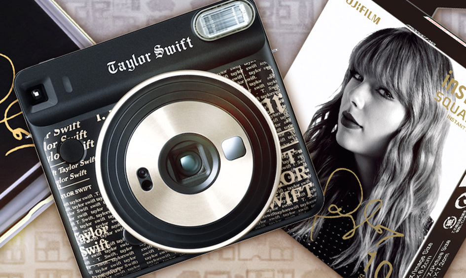 Instax Square SQ6, edición especial Taylor Swift: Now Or Never