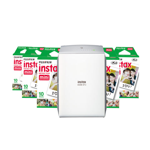 Impresora Instax Share SP-2 + 5 Pack
