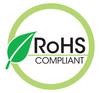 Restriction of Hazardous Substances (RoSH) compliant logo
