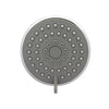 Evolve showerhead showing the nozzles and multifunction adjustment