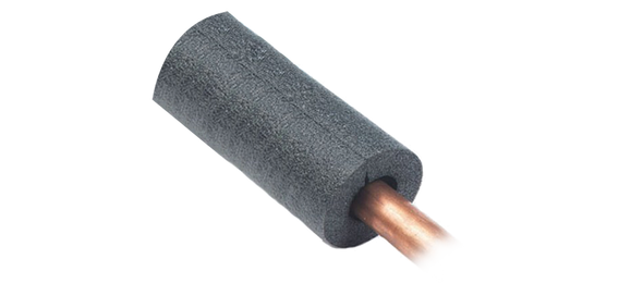 "Hot Water Pipe Insulation (0.75"" pipe, 2-pk)"