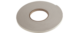 Closed Cell Foam Weather Strip, 17' Roll