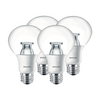 Philips: G25 - 60W equiv. - 2,700K (4-Pack)