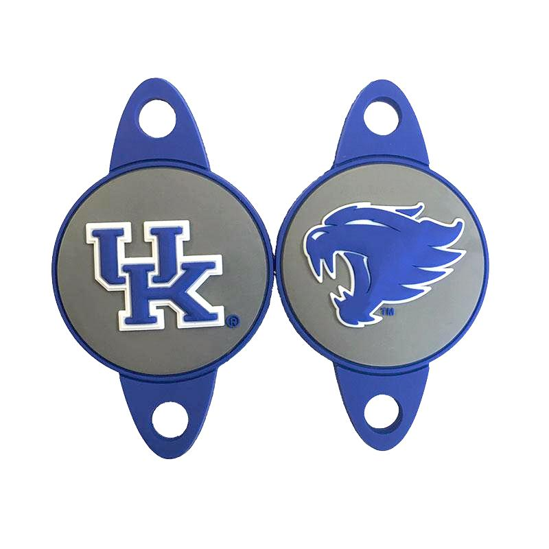 UK Logo & Wildcat Grey
