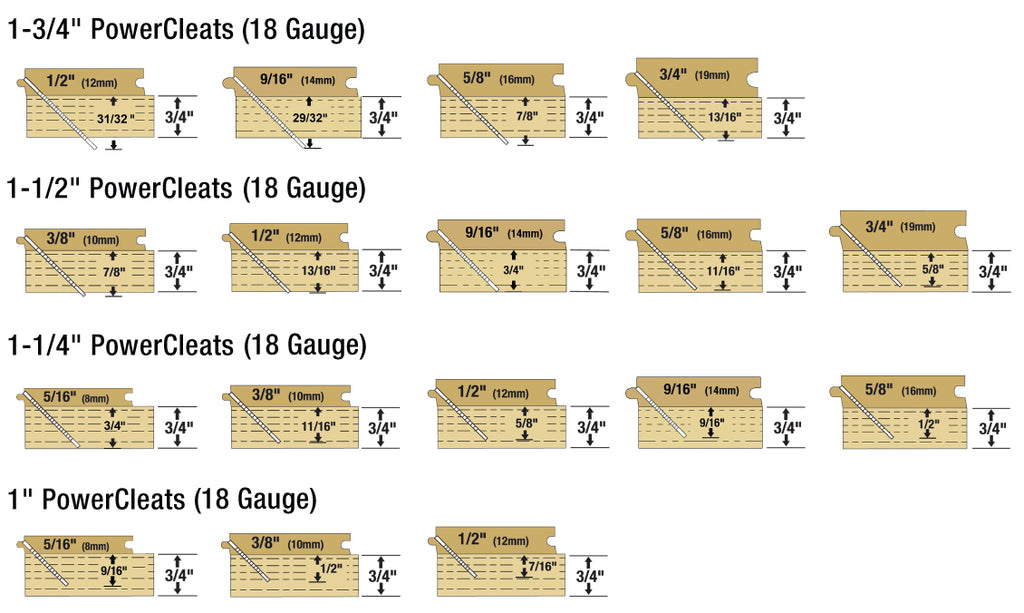 18-GA-PowerCleats-Depth-Chart