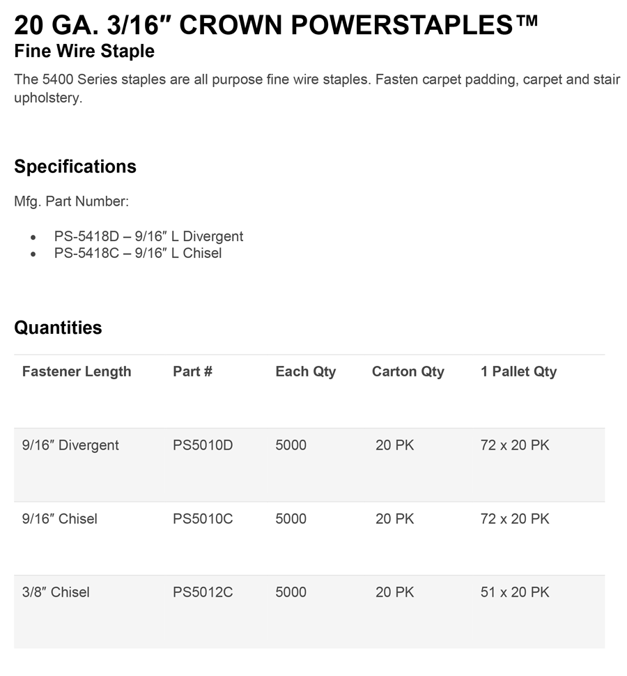 20-GA-3-16''-Crown-PowerStaples