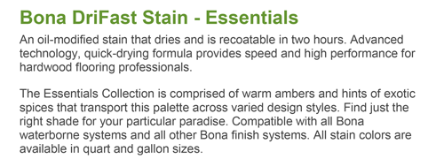Bona-DriFast-Stain---Essentials-Description