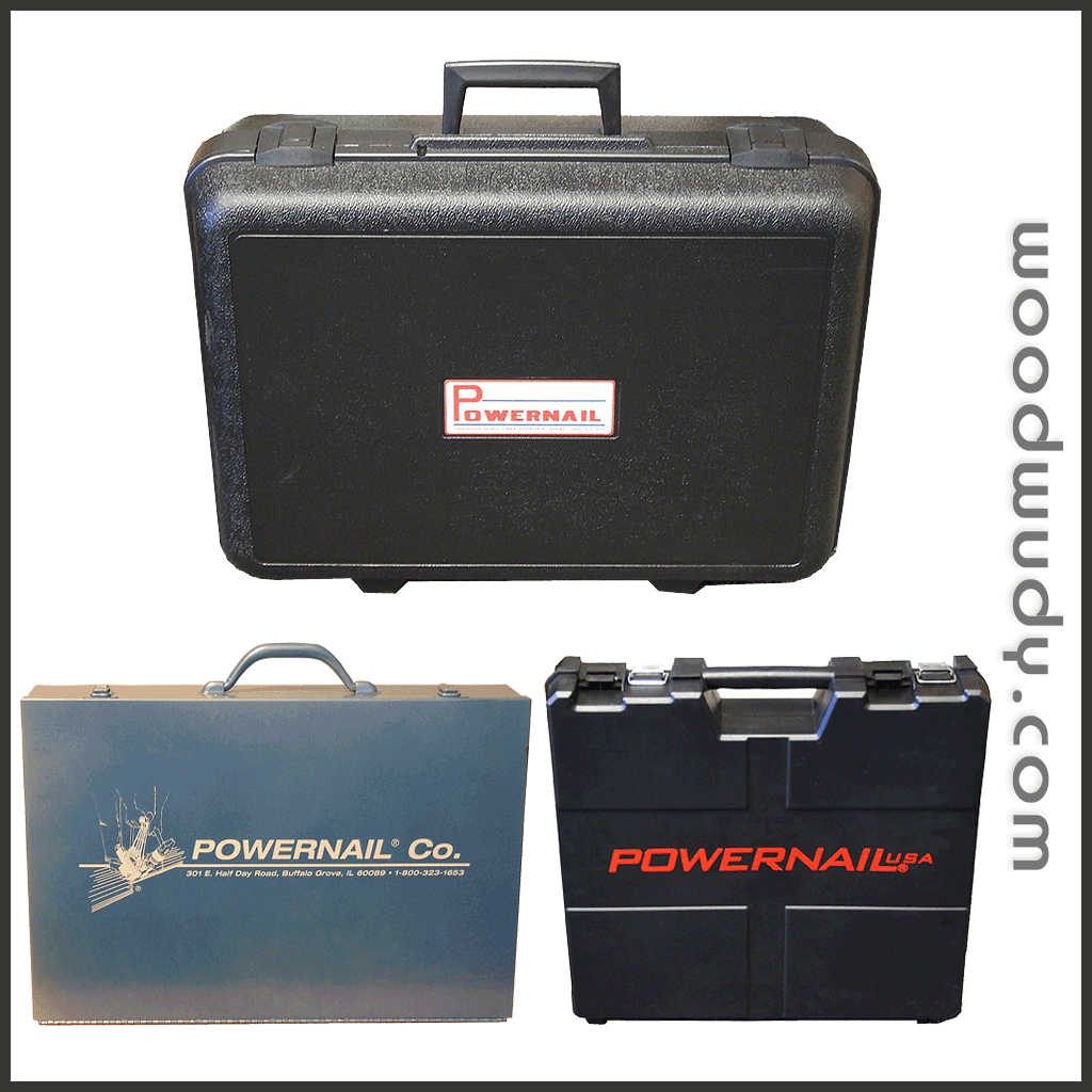 Powernail Accessories-Carrying Cases