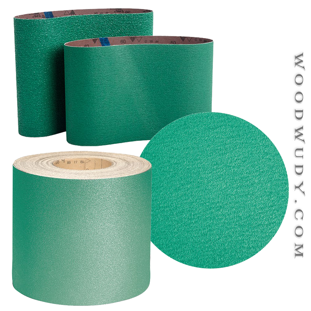 Bona GREEN Ceramic Abrasives
