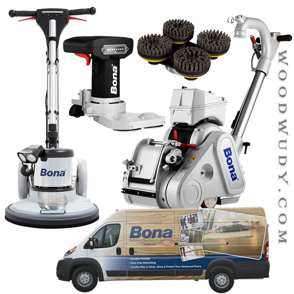 Bona Machines