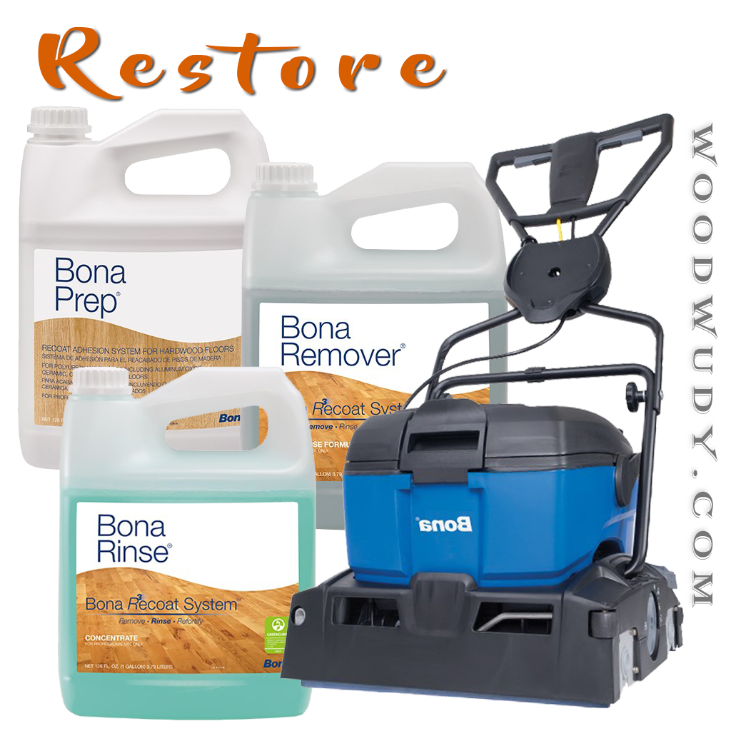 Bona Restore Hardwood Flooring Treatment