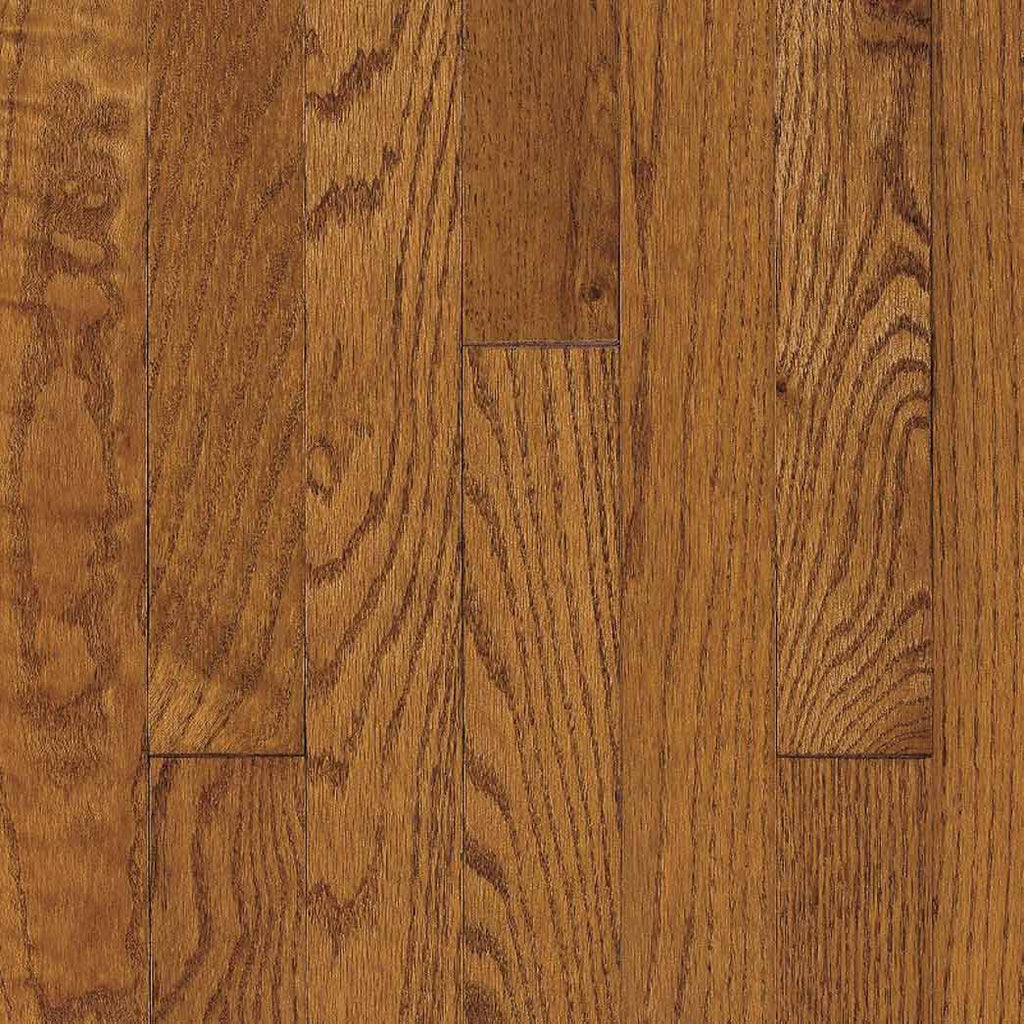 Armstrong Ascot Strip Solid Red Oak 5188CH Chestnut