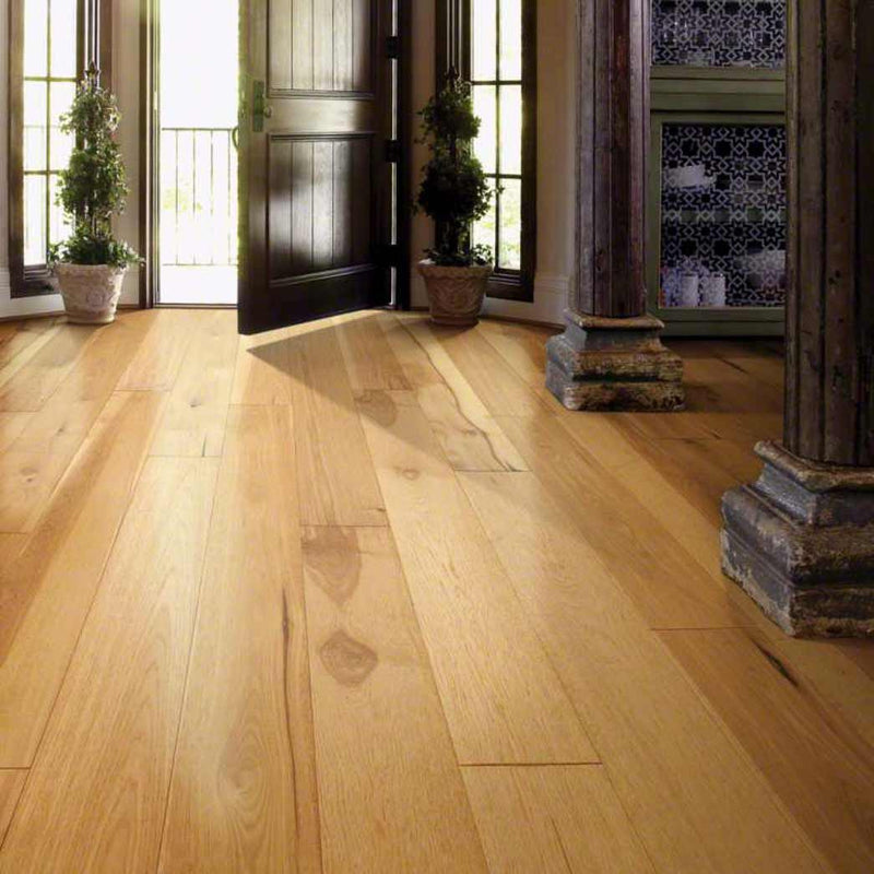 Shaw Argonne Forest Hickory 7 5 Quot Engineered Hardwood