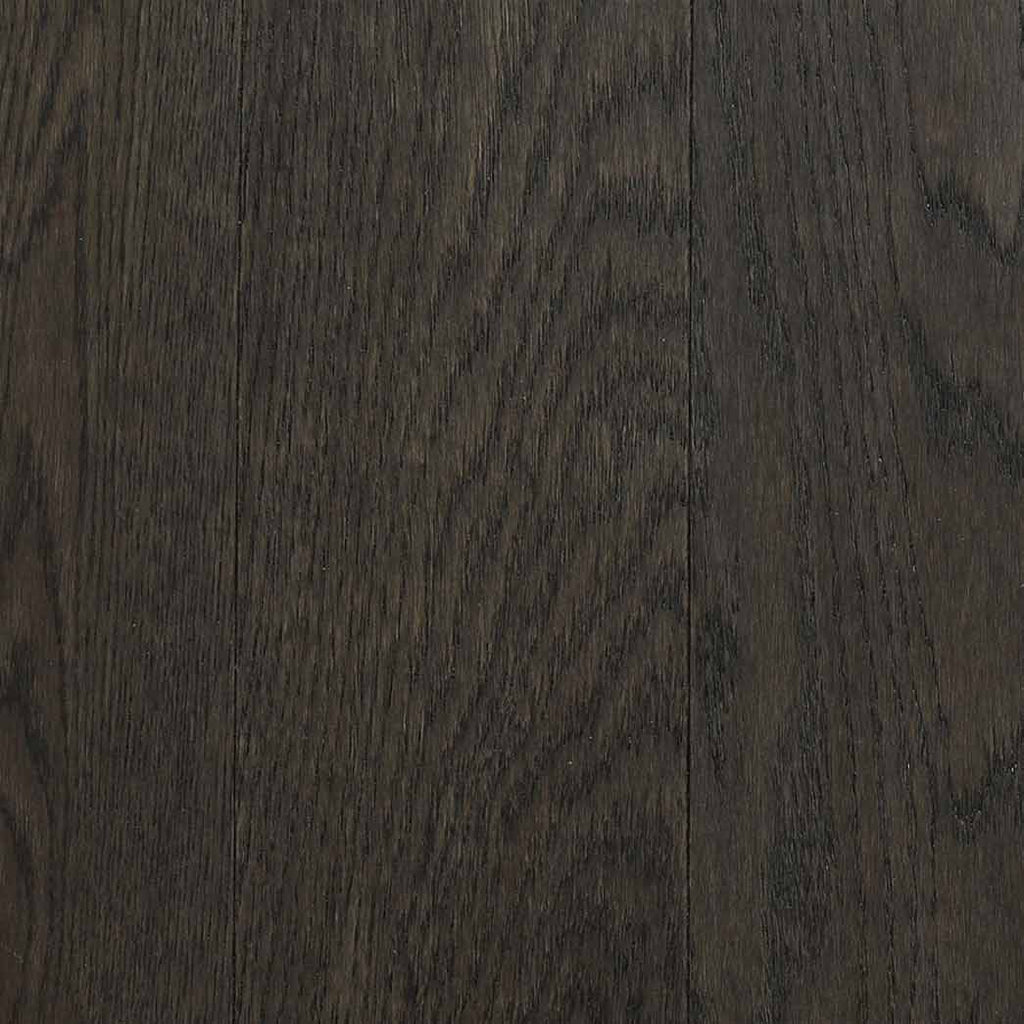 "Cinder 21959 Mullican Astoria White Oak 5"" Wirebrushed 1/2"" Engineered Hardwood Flooring"