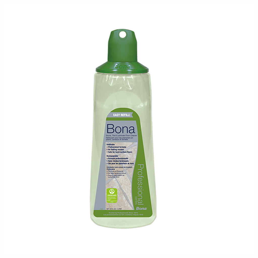 Bona Pro Series Stone, Tile & Laminate Floor Cleaner Refill Mop Cartridge WM700061007