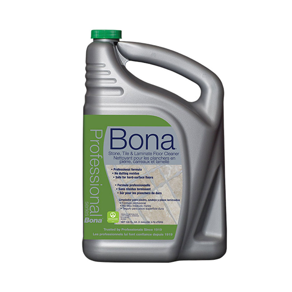 Bona Pro Series Stone, Tile & Laminate Cleaner Refill Gallon WM700018175