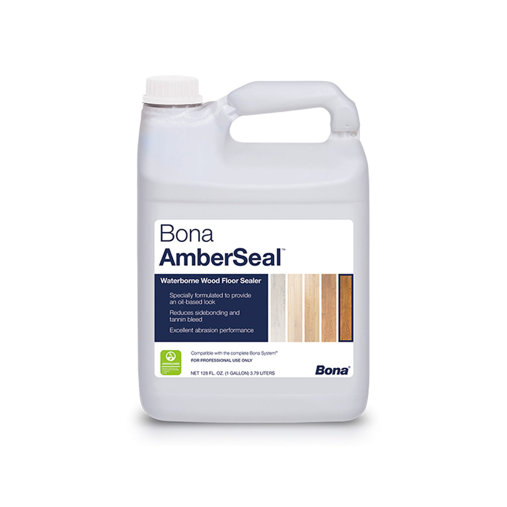 Bona Amberseal Water-Based Wood Floor Sealer 1 Gallon WB25201800