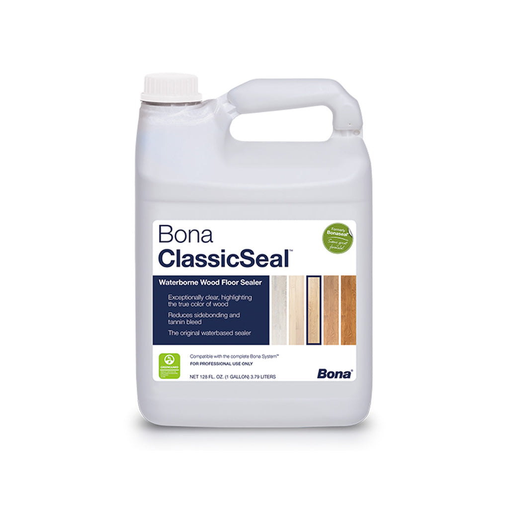 Bona ClassicSeal (formerly Bonaseal) Water Based Wood Floor Sealer - 1 Gallon WB200018005