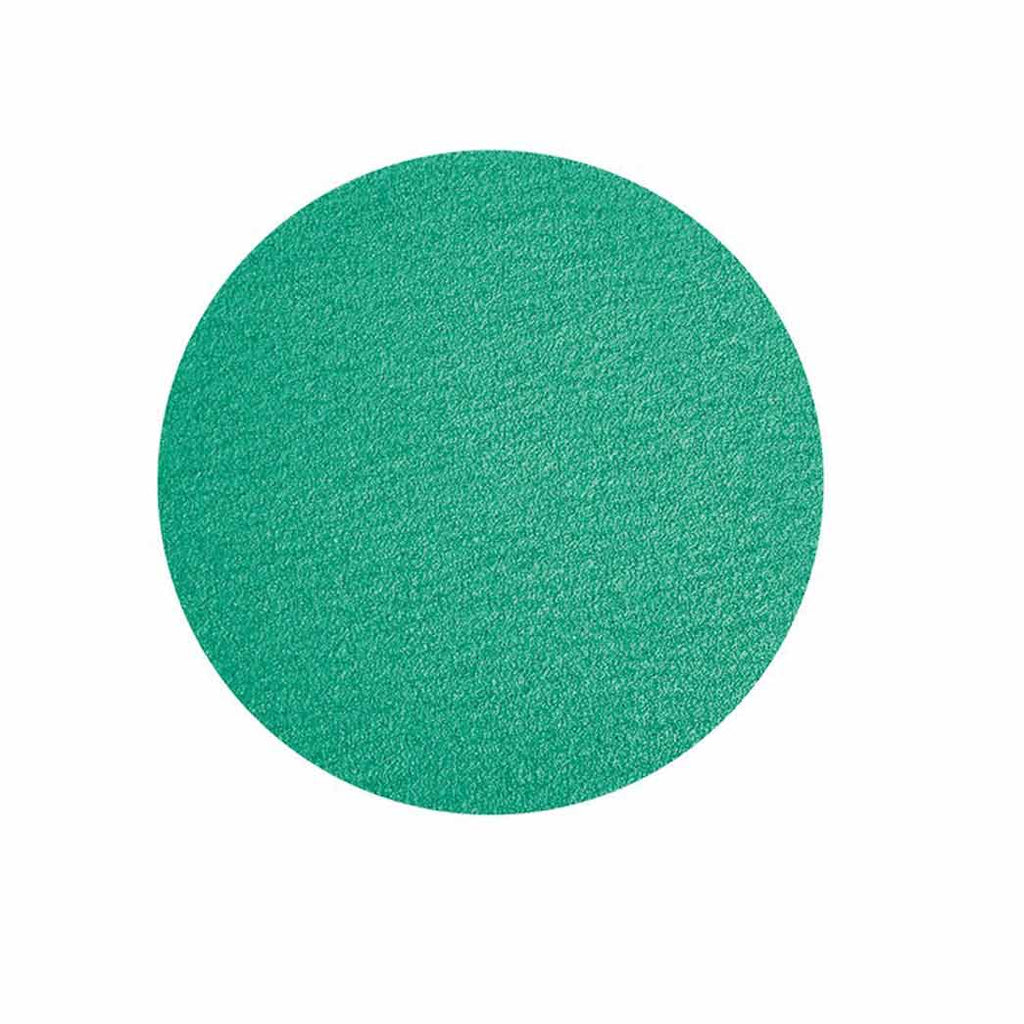 "Bona GREEN Ceramic 6"" siafast Paper Disc No Hole - Abrasive"