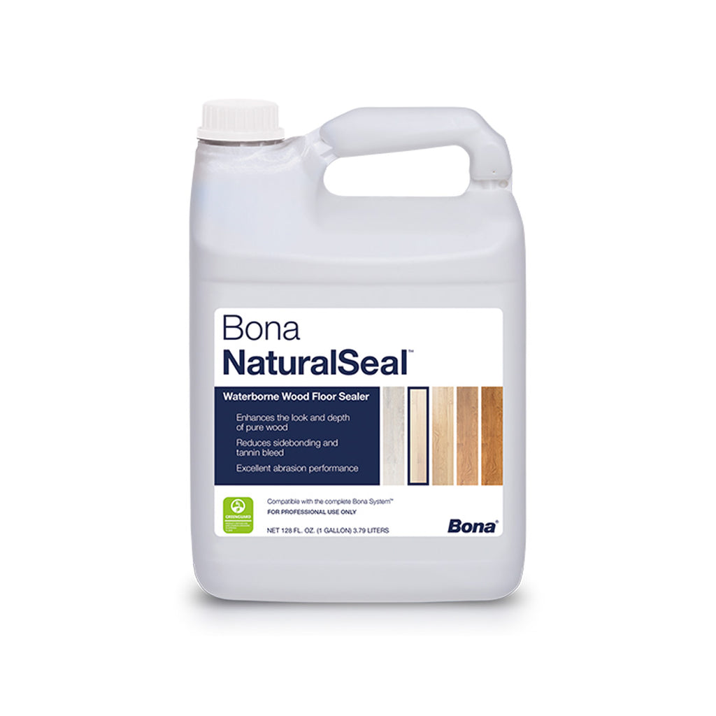 Bona NaturalSeal Water-Based Wood Floor Sealer 1 Gallon WB251618001