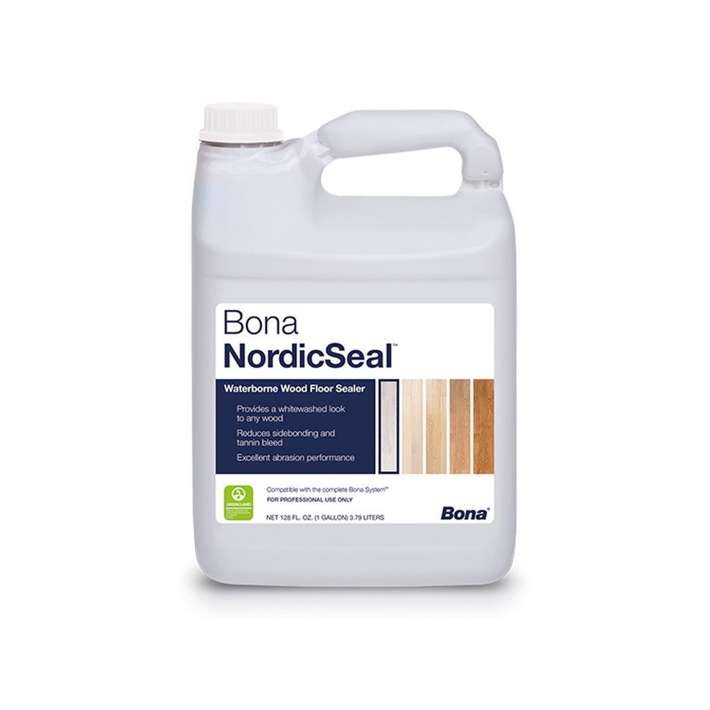 Bona NordicSeal Water Based Wood Floor Sealer 1 Gallon WB250618001