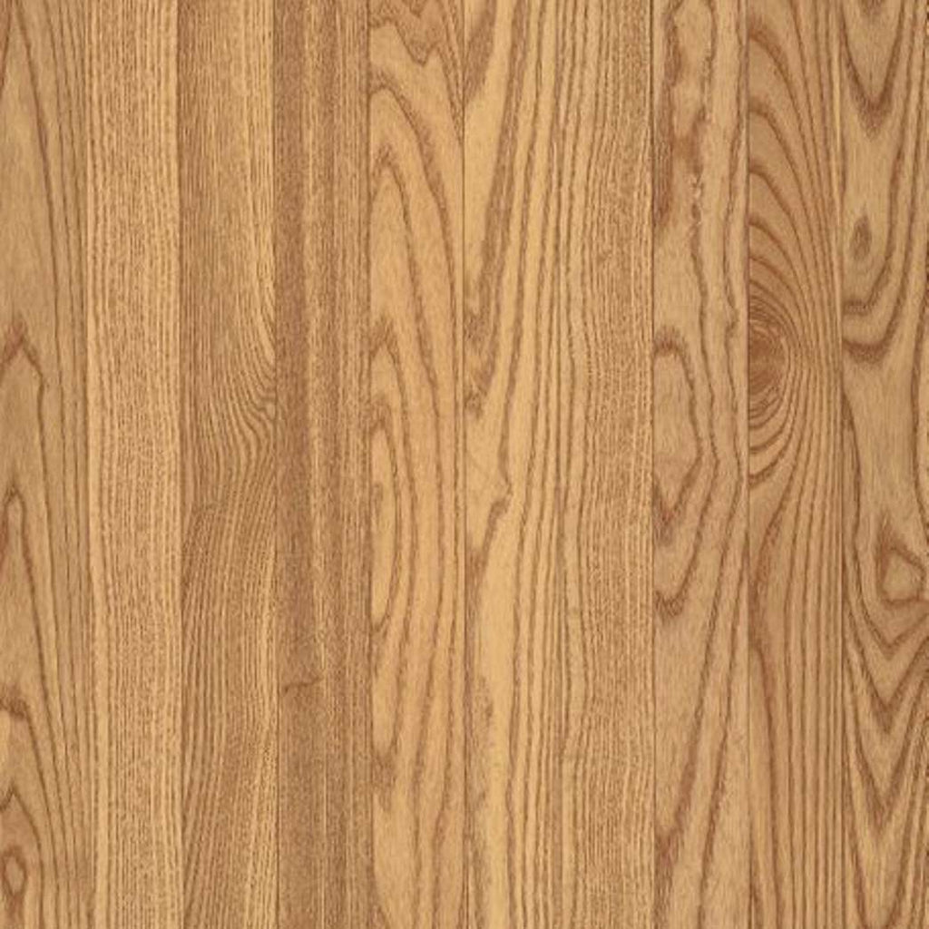 Bruce Dundee CB4210 Natural Red Oak 4""