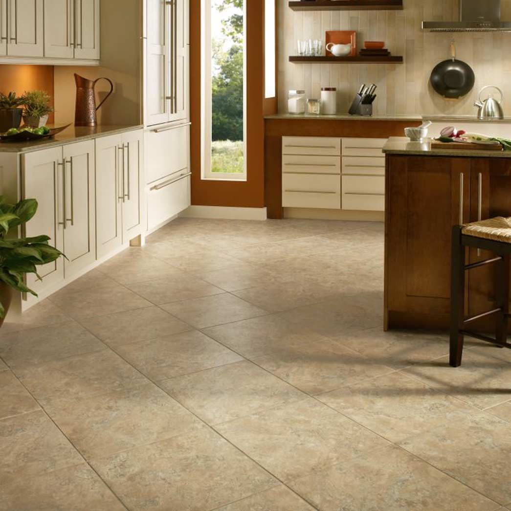 Armstrong Alterna 16x16 Luxury Vinyl Tile Sample Mill