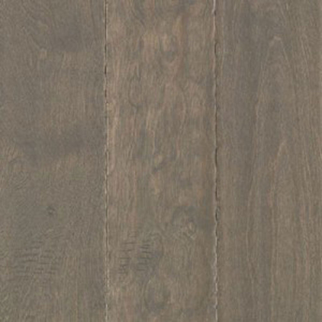 "Mohawk Wallingford Birch 5"" width 3/8"" thick Engineered Hardwood WEK28 Graphite 92"