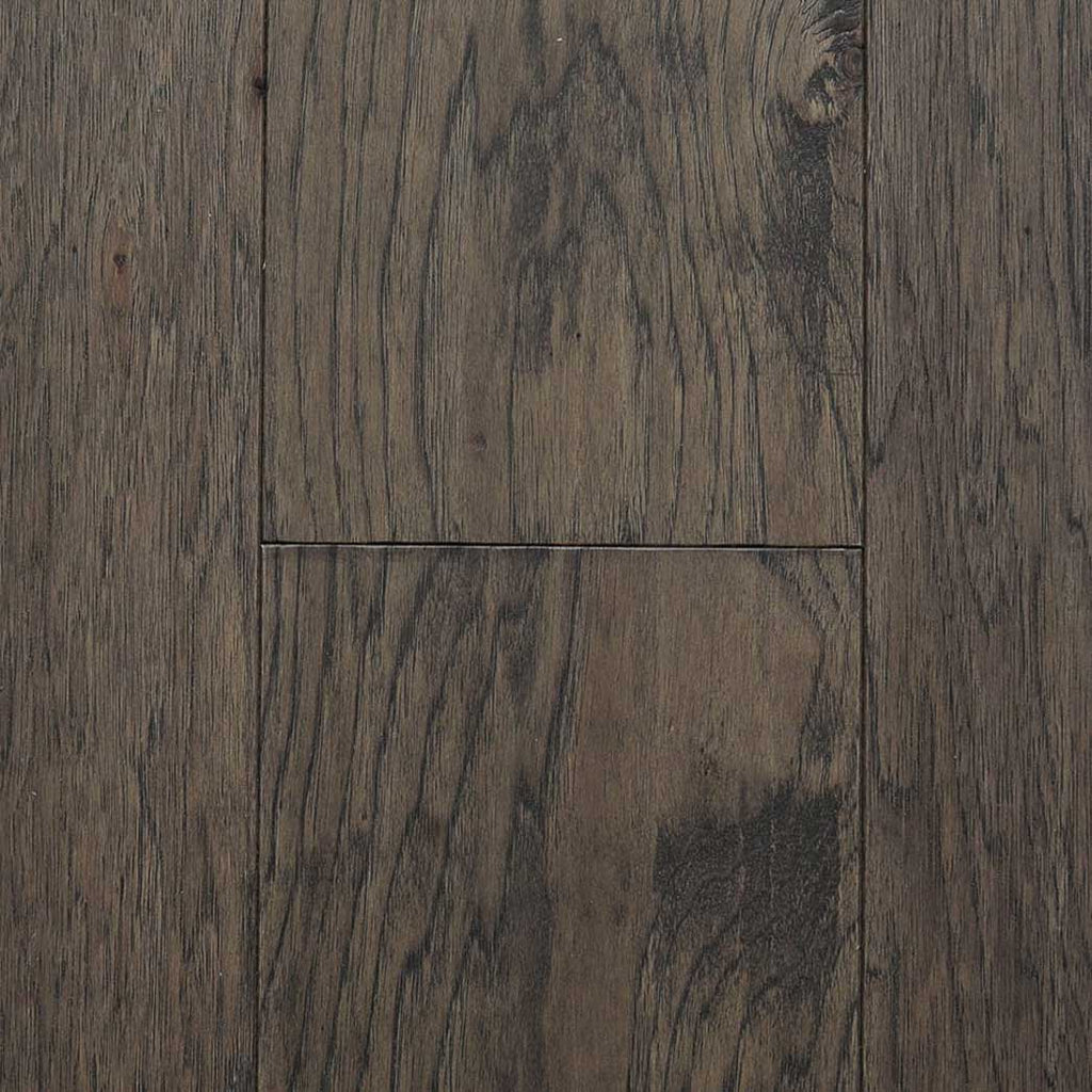 "Granite 21963 Mullican Hadley Hickory 7"" Hand-sculpted 3/8"" Engineered Hardwood Flooring"
