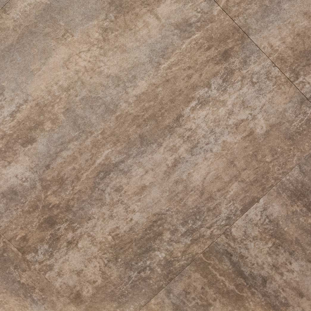 "Xulon Highclere Collection Rockface 18""x18"" 12mil Luxury Vinyl Tile Flooring LVT"