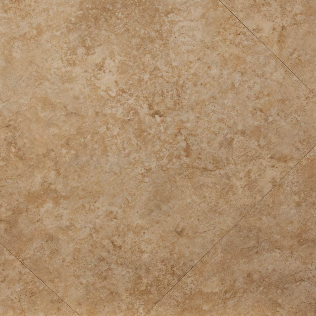 "Highclere Tapioca 18""x18"" 12mil Luxury Vinyl Tile Xulon Flooring"