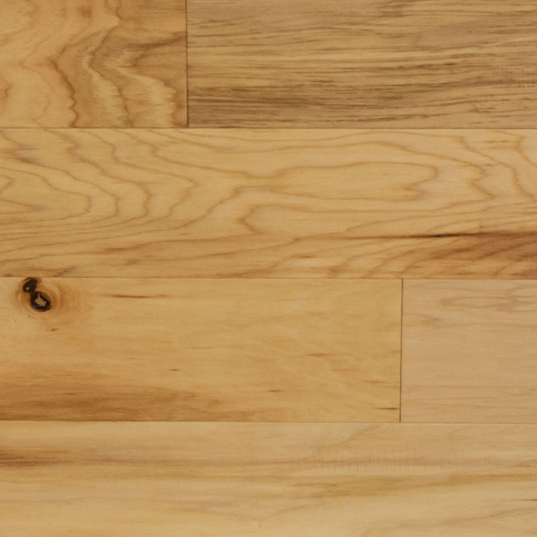 Xulon Highview Collection Hickory 5 Wide 3 8 Thick Handscraped Engineered Hardwood Flooring