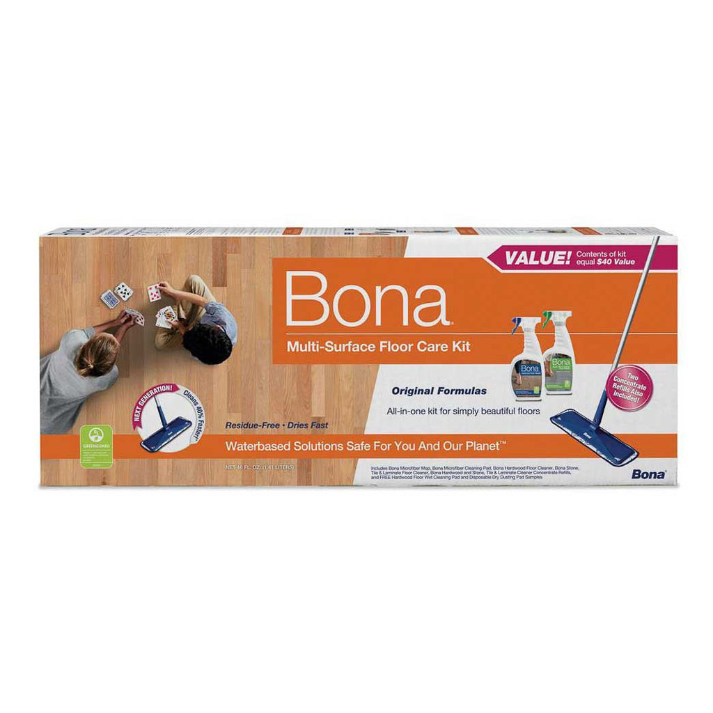 Bona Multi Surface Floor Care Kit WM710013501