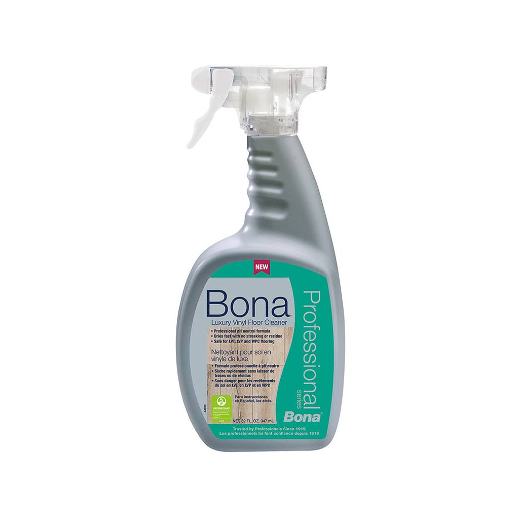 Bona Pro Series Luxury Vinyl Floor Cleaner Spray Bottle WM700051215