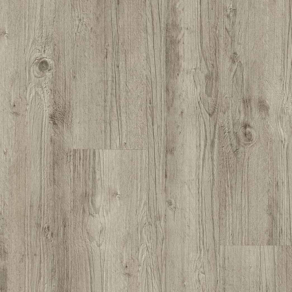 "Armstrong Century Barnwood U5010 Weathered Gray Vivero Good 6"" Glue Down"