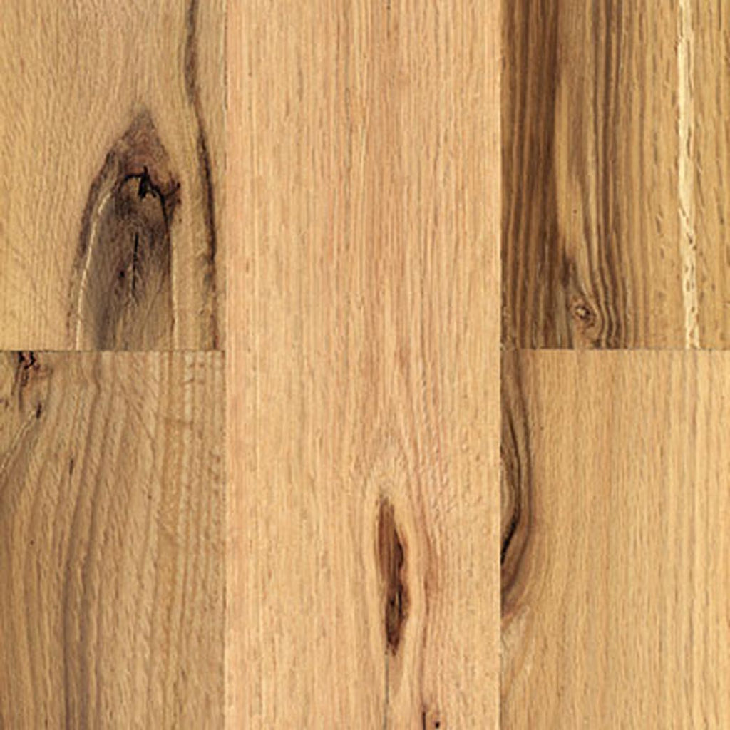 "Unfinished White Oak #2 Common 7"" Wide 3/4"" thick Plank Solid Hardwood Xulon Flooring"