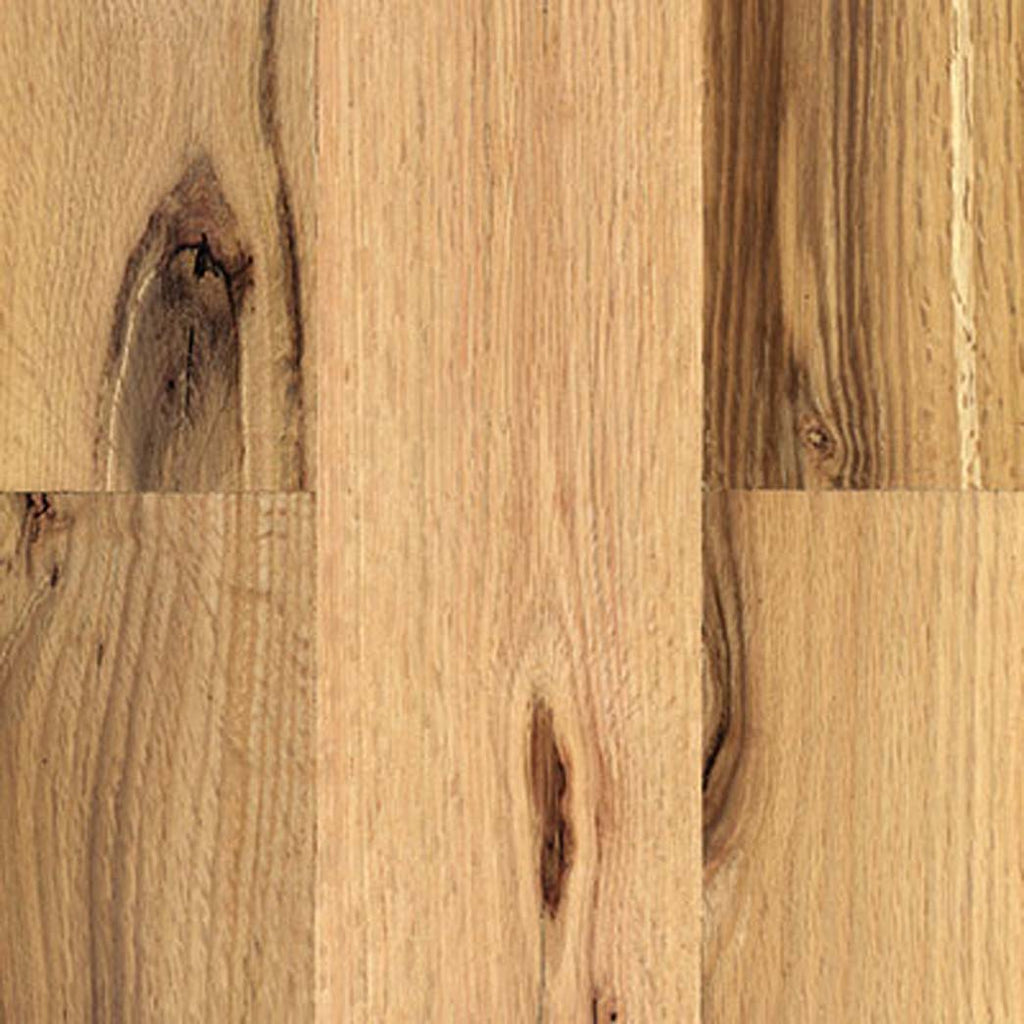 "Unfinished Red Oak #3 Common 3 1/4"" Wide 3/4"" thick Plank Solid Hardwood Xulon Flooring"