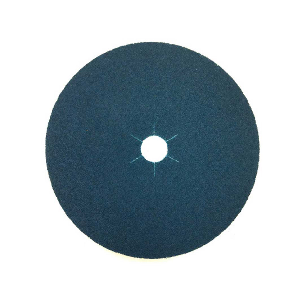 "Bona 8200 BLUE Anti-Static 7"" x 7/8"" Bolt On Edger Disc Abrasive"