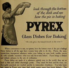 history of Pyrex