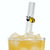 Bee Reusable Glass Drinking Straws