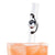 Cat Reusable Glass Drinking Straws