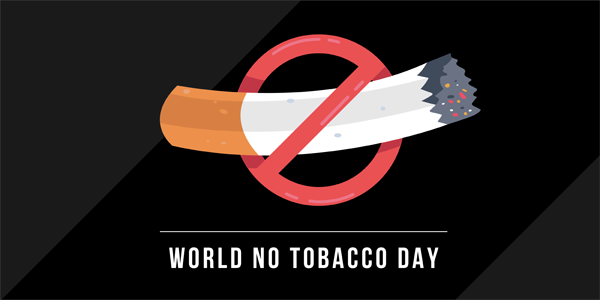 It's World No Tobacco Day! Are you tobacco-free or trying to be?