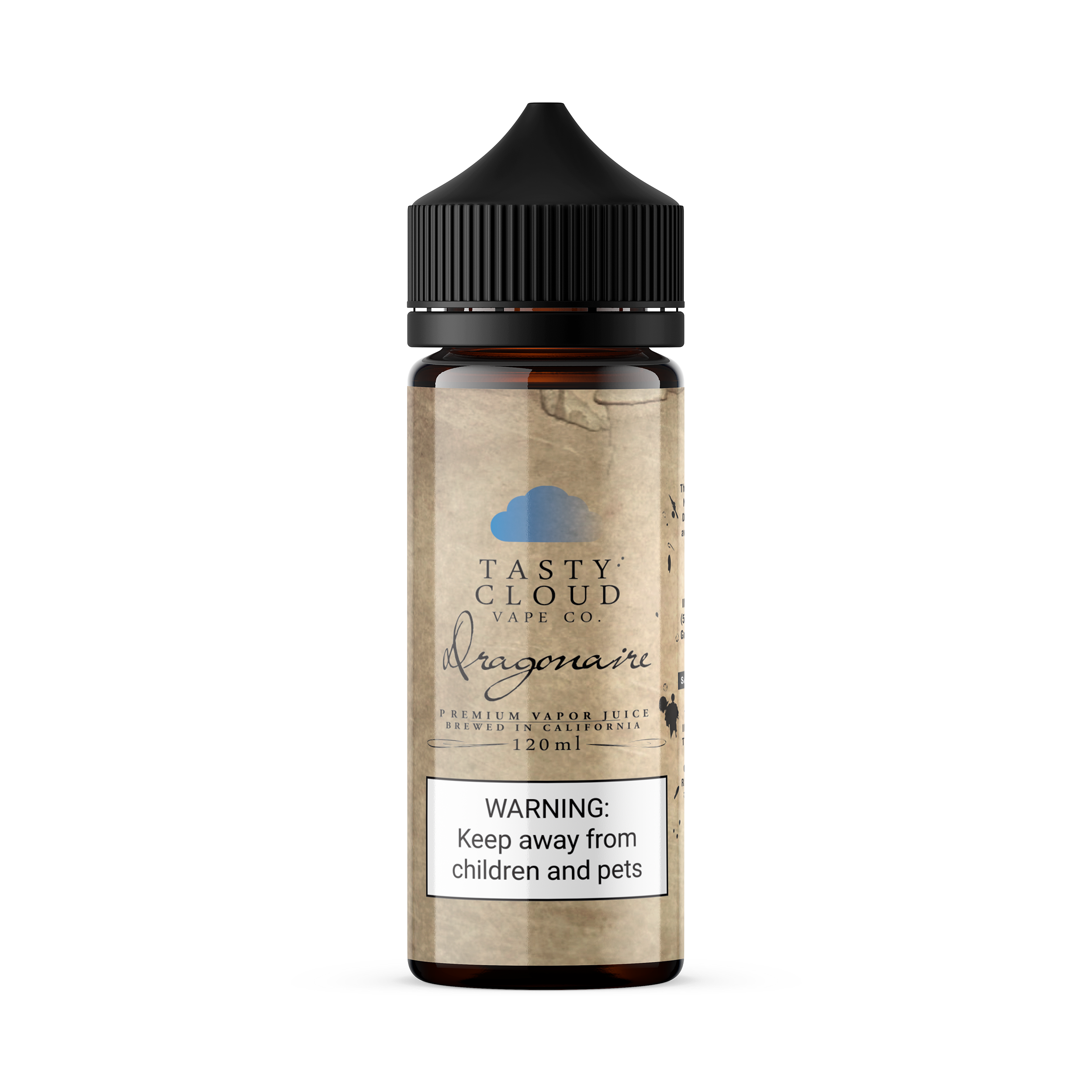 Tasty Cloud Vape Co - Tasty Cloud Classic - Dragonaire