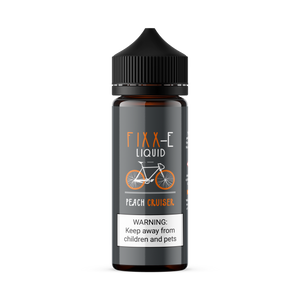 Tasty Cloud Vape Co - Fixx-E - Peach Cruiser