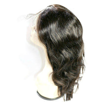 Brazilian Body Wave Front Lace Wig (130% Density)