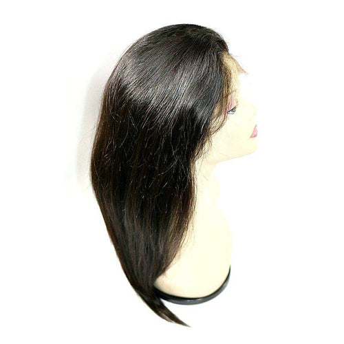 Brazilian Straight Front Lace Wig (130% Density)