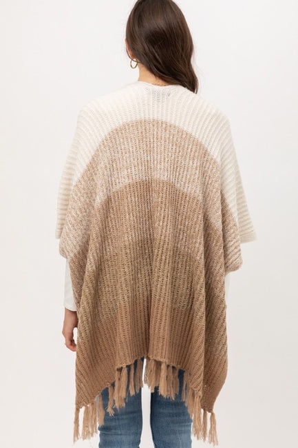 Crofter Ombre Cardigan